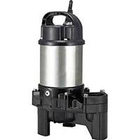 【CAINZ DASH】ツルミ 樹脂製汚物用水中ハイスピンポンプ 50Hz