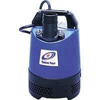 【CAINZ DASH】ツルミ 一般工事排水用水中ハイスピンポンプ 60HZ