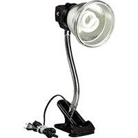 【CAINZ DASH】ハタヤ 蛍光灯マグスタンド 18W蛍光灯付 電線1.6m クリップ付