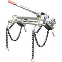 【CAINZ DASH】HIT パイプ挿入機 PIM200−R 適合パイプ呼び寸法 75〜200