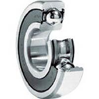 【CAINZ DASH】NTN A小径小形ボールベアリング(合成ゴム接触両側シール)内径10mm外径26mm幅8mm