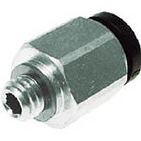 【CAINZ DASH】チヨダ ミニメイルコネクター 4mm・M3X0.5