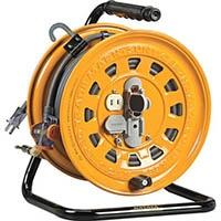 【CAINZ DASH】ハタヤ 逆配電型コードリール マルチテモートリール 単相100V 47+6m