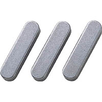 【CAINZ DASH】セイキ 平行キー 両丸S50C 1袋(10個入り) 幅4×長さ30mm