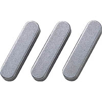 【CAINZ DASH】セイキ 平行キー 両丸S50C 1袋(10個入り) 幅5×長さ12mm