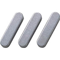 【CAINZ DASH】セイキ 平行キー 両丸S50C 1袋(10個入り) 幅5×長さ20mm