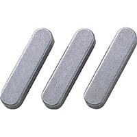 【CAINZ DASH】セイキ 平行キー 両丸S50C 1袋(10個入り) 幅6×長さ15mm