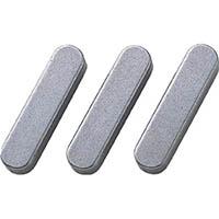 【CAINZ DASH】セイキ 平行キー 両丸S50C 1袋(10個入り) 幅6×長さ30mm