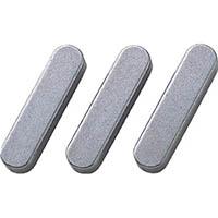 【CAINZ DASH】セイキ 平行キー 両丸S50C 1袋(10個入り) 幅7×長さ40mm