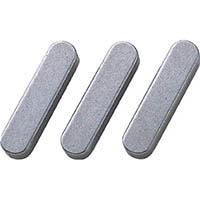 【CAINZ DASH】セイキ 平行キー 両丸S50C 1袋(10個入り) 幅7×長さ60mm