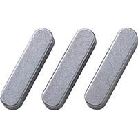 【CAINZ DASH】セイキ 平行キー 両丸S50C 1袋(10個入り) 幅8×長さ20mm