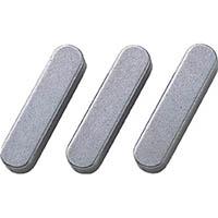 【CAINZ DASH】セイキ 平行キー 両丸S50C 1袋(10個入り) 幅8×長さ30mm