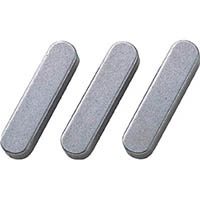 【CAINZ DASH】セイキ 平行キー 両丸S50C 1袋(10個入り) 幅8×長さ35mm