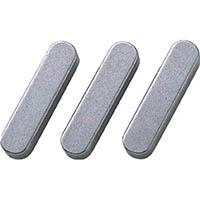 【CAINZ DASH】セイキ 平行キー 両丸S50C 1袋(5個入り) 幅12×長さ50mm