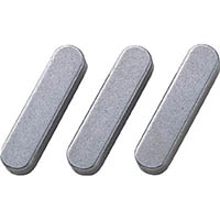 【CAINZ DASH】セイキ 平行キー 両丸S50C 1袋(10個入り) 幅4×長さ8mm