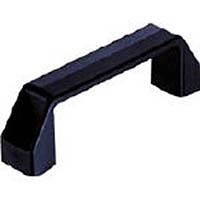 【CAINZ DASH】ELESA アーチグリップ(六角穴付きボルト仕様)150×45 M8 ブラック
