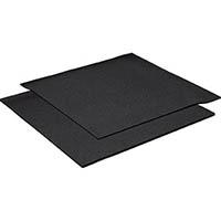 【CAINZ DASH】イノアック 発泡ウレタンシート 吸音性シート 黒 20×1000×1000