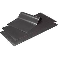【CAINZ DASH】イノアック 高密度ウレタンシート 機器足ゴム 黒 1×500×1000 黒