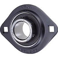 【CAINZ DASH】NTN G ベアリングユニット(止めねじ式)軸径12mm全長81mm全高59mm