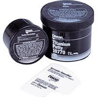 【CAINZ PRO】デブコン 耐摩耗補修剤 チタニウムパテ 2lb 10770