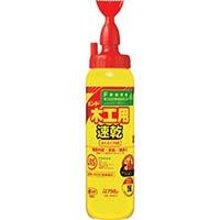 コニシ ボンド木工用速乾 らくらく750 750g(ボトル) 40300