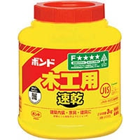 【CAINZ DASH】コニシ ボンド木工用速乾 3kg(ポリ缶)