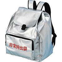 【CAINZ PRO】大明 大型非常持出袋450x355x200日本防炎協会認定品 7242011