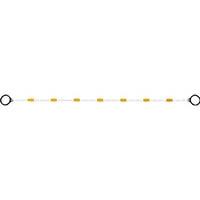 【CAINZ DASH】ユニット 反射チェーン白リング付 寸法(m):約1.9