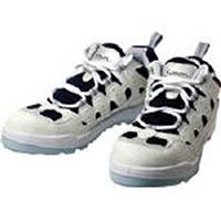 【CAINZ DASH】シモン プロスニーカー 短靴 8800白/黒 24.0cm