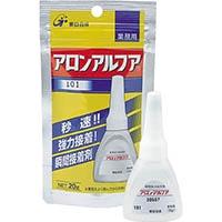 【CAINZ DASH】アロン アロンアルファ 101 20g アルミ袋 (1本=1袋)