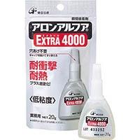 【CAINZ DASH】アロン アロンアルファ エクストラ4000 20g アルミ袋