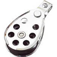 【CAINZ DASH】水本 プーリーブロック 使用ロープ径φ8〜10mm (1個=1袋)