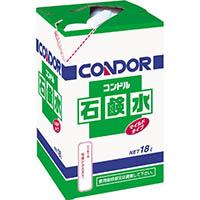 【CAINZ DASH】コンドル (手洗い用洗剤)石鹸水 18L