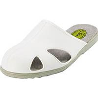 【CAINZ DASH】シモン 静電作業靴 スリッパタイプ CA−62 S