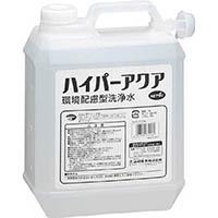 【CAINZ DASH】コンドル (洗剤)ハイパーアクア 4L