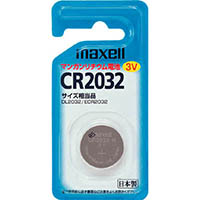 【CAINZ DASH】マクセル リチウム電池1個