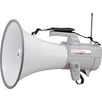 【CAINZ DASH】TOA ワイヤレスメガホン ホイッスル音付き