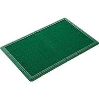 【CAINZ DASH】コンドル (屋外用マット)エバックスターマット #3 緑