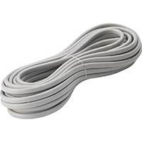 【CAINZ DASH】正和電工 VCTFK小判(平型)ビニールキャブタイヤコード 10m