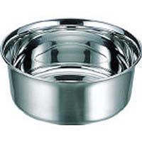 【CAINZ DASH】スギコ ステンレス湯桶 220×H93 2.7L ゴム付