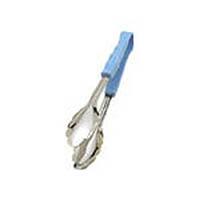 【CAINZ DASH】スギコ 18−8 PP柄カラー万能トング ブルー
