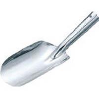 【CAINZ DASH】スギコ ステンレス粉スコップ 小 60×176