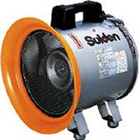 【CAINZ DASH】スイデン 送風機(軸流ファンブロワ)ハネ300mm単相100V防食型