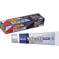 【CAINZ DASH】コニシ サイレックス 120ml(箱)透明 #46842 透明