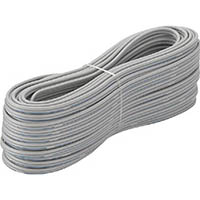【CAINZ DASH】正和電工 通信用PVC屋内線 TIV−Fコード 10m