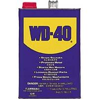 【CAINZ PRO】エステー 超浸透性防錆潤滑剤WD40−1ガロン WD401G