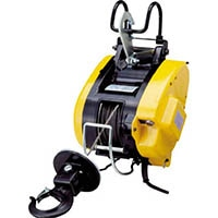 【CAINZ DASH】リョービ 電動小型ウインチ マグネットモータ付21m仕様 WIM125A21