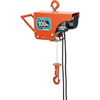 【CAINZ DASH】HHH 電気ホイスト 100kg 揚程10m