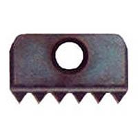 【CAINZ DASH】NOGA Carmexミルスレッド交換チップ ISOねじ用 幅12×ピッチ1.5×高さ6.3