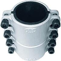 【CAINZ DASH】コダマ 圧着ソケット鋼管直管専用型ハーフサイズ 1/2